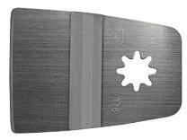 rigid stopper knife